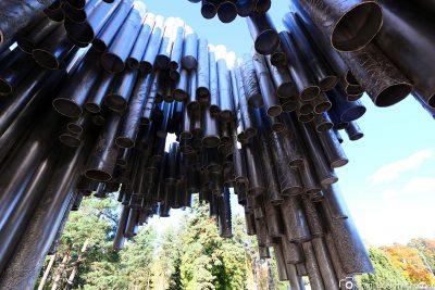 Das Sibelius Denkmal