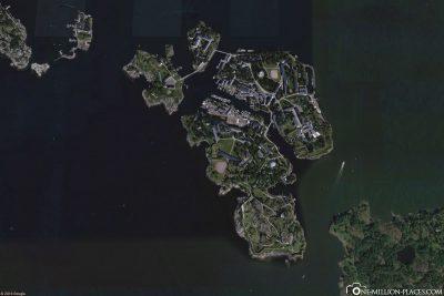 Die Inselfestung in Helsinki