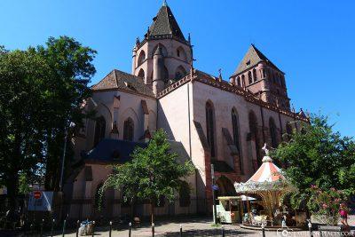 The Church of St. Thomas