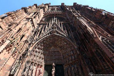 The Strasbourg Minster