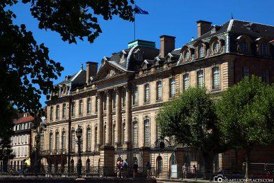 The Rohan Palace