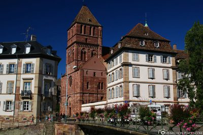 The Old Town of Strasbourg