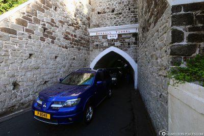 Der Sendall Tunnel