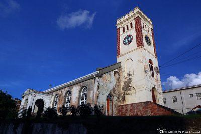 Kirche in der Church Street