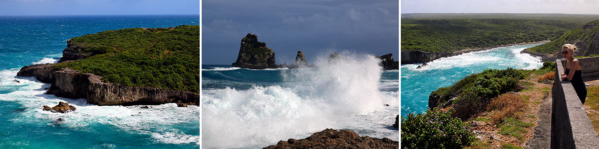 Inselrundfahrt Guadeloupe Headerbild