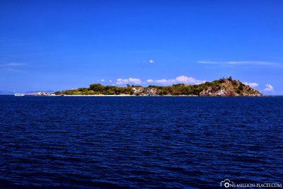 Angel Island in Indonesien