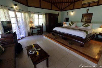 Unsere Villa im Angel Island Resort