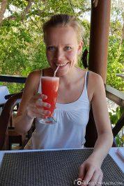 Ein leckerer Drink