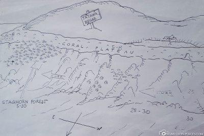 Der Tauchspot Tatawa Besar