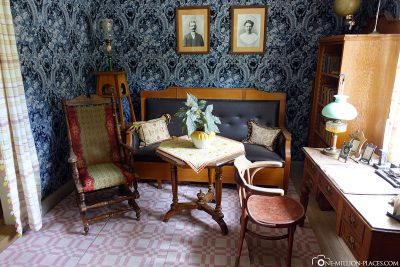 The historic rooms