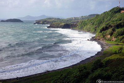 The Atlantic Coast of St. Vincent