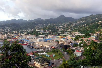 View of Kingstown