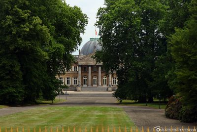 Das Schloss Laeken