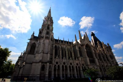 The Church of Our Lady in Brussels