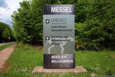 Welcome to the Messel mine