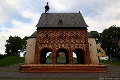 Carolingian Gate Hall