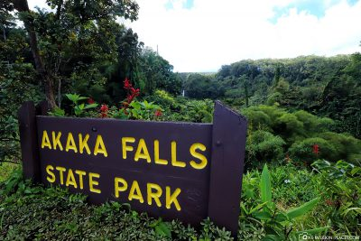 Der Akaka Falls State Park