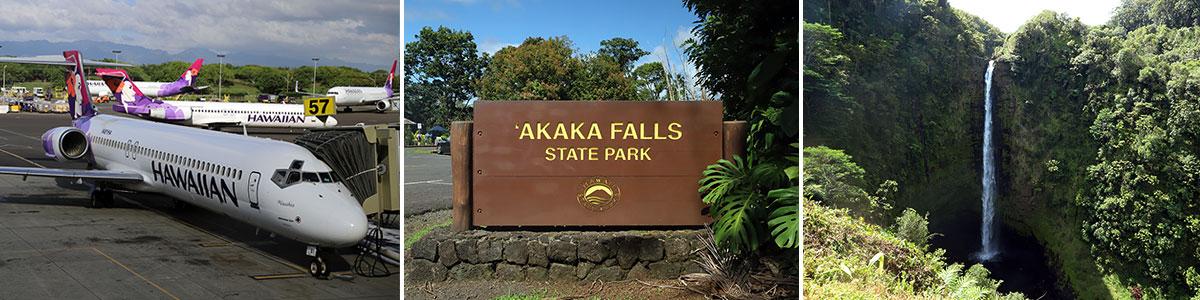 Akaka Falls State Park Headerbild