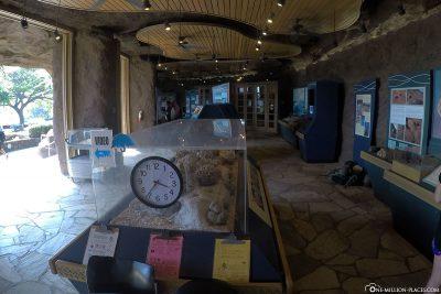 Das kleine Infozentrum