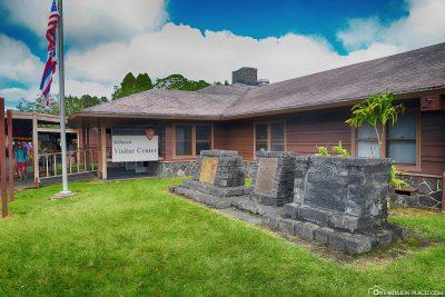 Das Kilauea Visitor Center