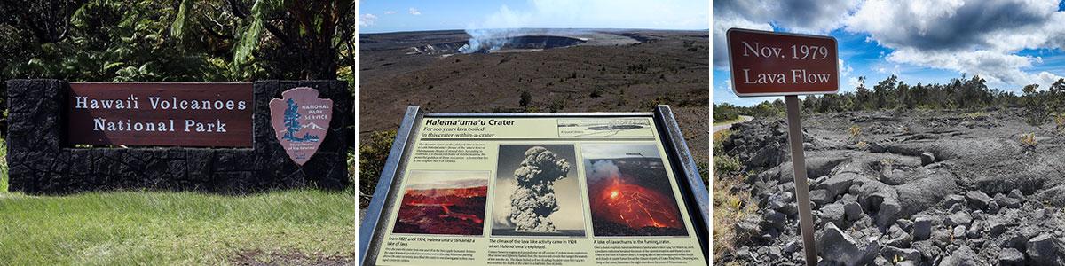 Hawaii Volcanoes NP Headerbild