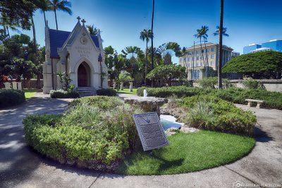 Die Kawaiahao Kirche