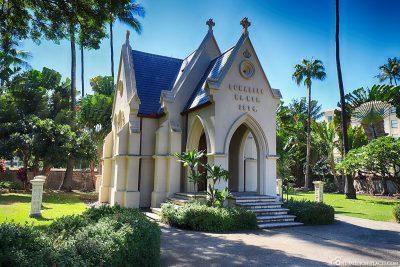 Mausoleum von König Lunalilo