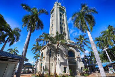 Der Aloha Tower