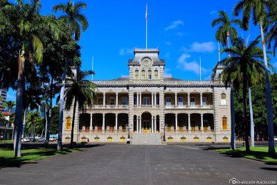 Das Iolani Palace