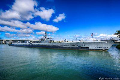 U-Boot USS Bowfin