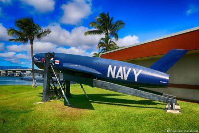 Navy Marschflugkörper Regulus