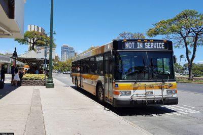 TheBus in Honolulu
