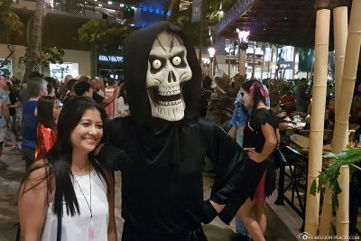 Halloween in Waikiki