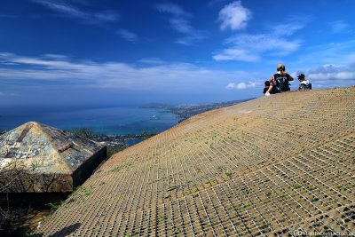 The view from Koko Crater