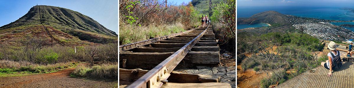 Koko Crater Railway Trail Headerbild