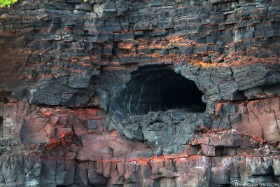 An old Lava Tube