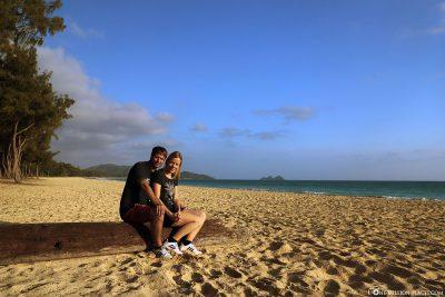 Der Waimanalo Beach