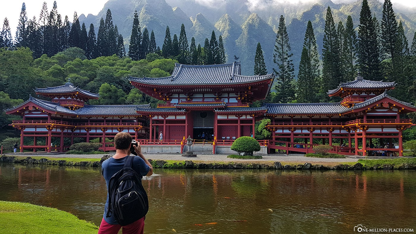 Byodo-In Temple, Oahu Photography Tours, Oahu, Hawaii, USA, Photo spot, Travelreport, Vacation