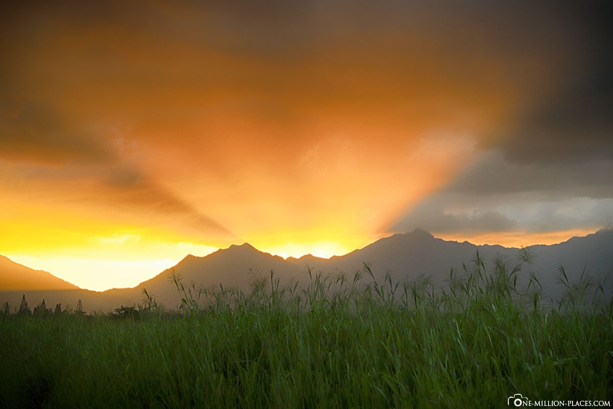 Sunset, Oahu Photography Tours, Oahu, Hawaii, USA, Photo spot, Travelreport, Vacation