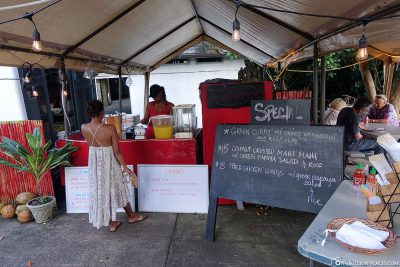 Thai Food Truck in Hana