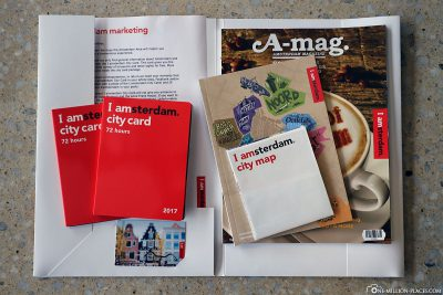 Unser I amsterdam Package