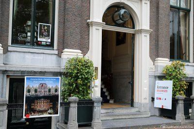 Das Museum Het Grachtenhuis