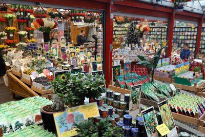 Stand am Bloemenmarkt