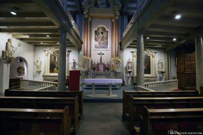 Die Begijnhof-Kapelle