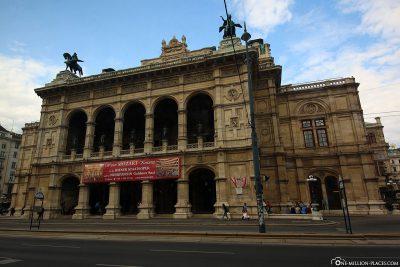 The Vienna State Opera