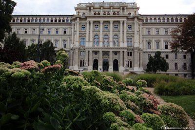 Palace of Justice Vienna