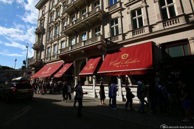 Sacher Confiserie Vienna