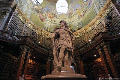 Statue of Charles VI