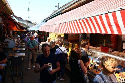 The market in Vienna