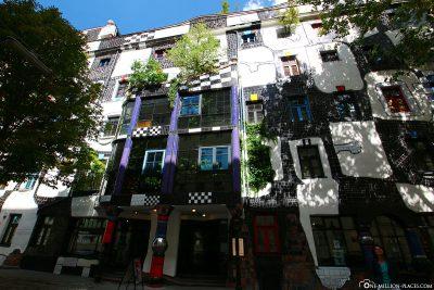 Das Kunst Haus in Wien